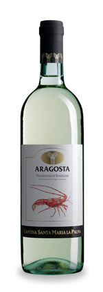 ARAGOSTA - VERMENTINO